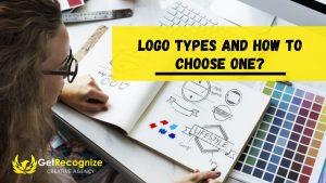 Logo types