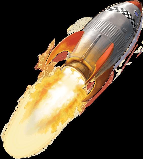 rocket get recognize
