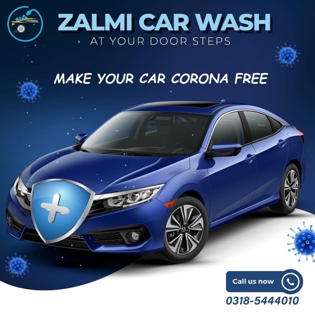 Zalmi Car Wash